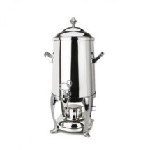 Eastern Tabletop 3205LH-SS Lion Head Hotel Grade Stainless Steel Coffee Urn 5 Gallon