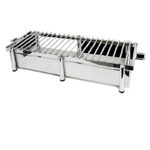 Eastern Tabletop 3262G Grill Top with Stand