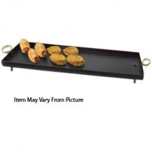 Eastern Tabletop 3268NS-T Griddle Top with Brass Accents for Item 3267G