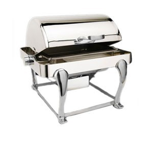 Eastern Tabletop 3614FS-SS Freedom Petite Chafer 4 Qt.