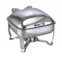 Eastern Tabletop 3904-S Tabletop Induction Chafer with Stand 6 Qt.