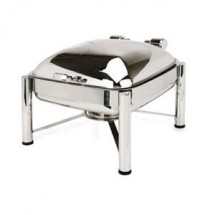 Eastern Tabletop 3924GS Induction Chafer with Stand 6 Qt.