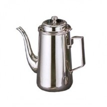Eastern Tabletop 6220L Silver Legacy Coffee Pot  64 oz.