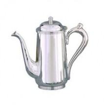 Eastern Tabletop 6275 Silver Classic Coffee Pot 40 oz.