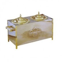 Eastern Tabletop 7002-SS Stainless Steel Insulated Ice Cream Unit