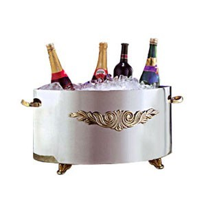 Eastern Tabletop 7009 Stainless Steel Beverage Cooler