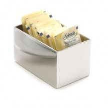 Eastern Tabletop 7350 Stainless Sugar Pack Holder