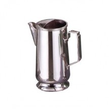 Eastern Tabletop 7420L Stainless Steel  64 oz. Water Pitcher