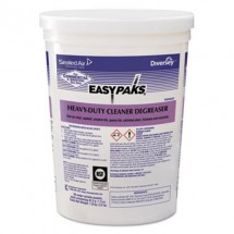 Easy Paks Heavy-Duty Cleaner/Degreaser, 1.5 oz. Packet, 36 Packets/Tub, 2 Tubs/Carton
