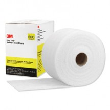 """Easy Trap Duster, 8"""" x 125 ft, White, 1 - 250 Sheet Roll/Carton"""