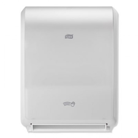 Electronic Hand Towel Roll Dispenser, 12.32 x 15.95 x 9.32, White, 8