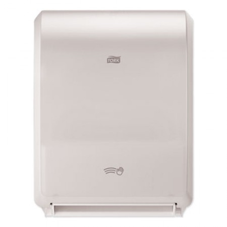 Electronic Hand Towel Roll Dispenser, 12.32 x 15.95 x 9.32,White,7.5