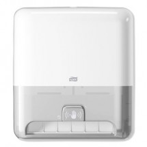 """Elevation Matic Hand Towel Roll Dispenser with Sensor, 8"""" x 14.5"""" x 13"""", White"""