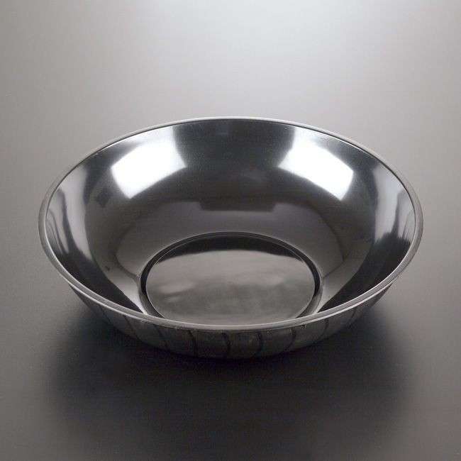 Emi Yoshi EMI-312 Round Plastic Serving Bowl 128 oz. - 24 pcs