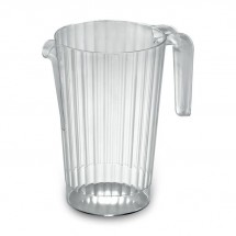 Emi Yoshi EMI-351 Clear Plastic Pitcher 50 oz. - 50 pcs