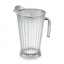 Emi Yoshi EMI-352 Clear Plastic Heavy Duty Pitcher 60 oz. - 1 doz