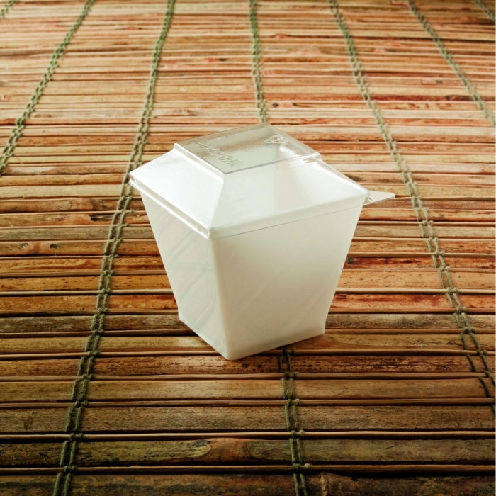 Emi Yoshi EMI-604LP Notion Cube Dome Lid - 1000 pcs
