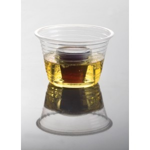 Emi Yoshi EMI-PB Plastic Party Bomber Shot Cup 2-3/4 oz. - 500 pcs