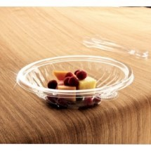 Emi Yoshi EMI-PTB32-9 32 oz. Shallow PET Bowl - 50 pcs