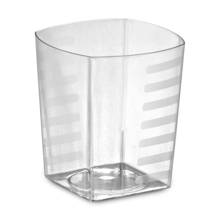 Emi Yoshi EMI-ST9 9 oz. On The Rocks Square Tumbler  - 14 doz