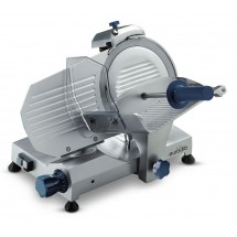 """Eurodib MIRRA250P Manual Gravity Feed Meat Slicer with 10"""" Blade"""