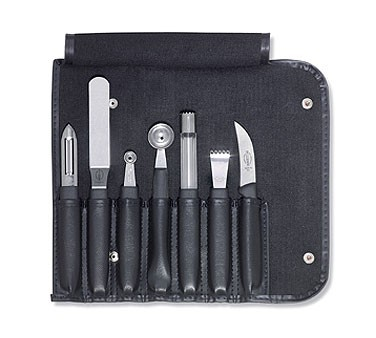 FDick 8106200 7-Piece Garnish Set