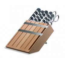 FDick 8197100 1905 Series 6-Piece Magnetic Knife Block Set