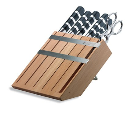 F. Dick 8197100 1905 Series 6-Piece Magnetic Knife Block Set