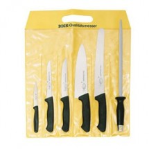 F. Dick 8510000 Pro Dynamic 6 Piece Knife Set