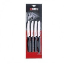 F. Dick 8570003 Utility Knife Set - 4 Piece