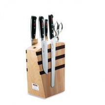 F. Dick 8809000  Premier Plus Designer Magnetic Knife Block Set - 5 Pieces