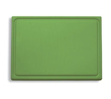 "F Dick 9126500 Cutting Board with Groove 12-3/4"" x 10"""