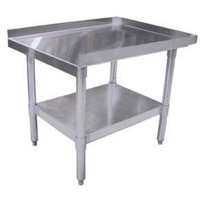 """Omcan (FMA) 22057 Stainless Steel Equipment Stand 30"""" x 24"""""""