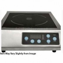 Omcan (FMA) F-IH-011SS-240V Countertop Induction Cooker