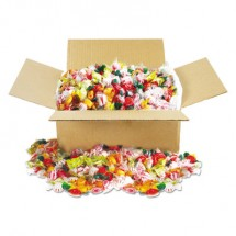 Office Snax Fancy Assorted Hard Candy, Individually Wrapped, 10 lb Value Size Box