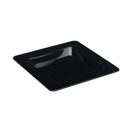 Fineline Settings  6200 Tiny Temptations Square Plastic Tiny Tray 3
