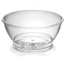 Fineline-Settings-312-Savvi-Serve-6-oz--Clear-Plastic-Bowl---20-doz