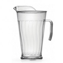 Fineline-Settings-3402-Platter-Pleasers-Clear--Heavy-Duty-Plastic-Pitcher--60-oz----1-doz