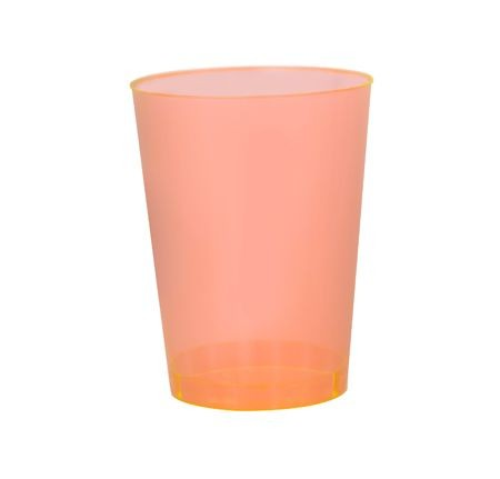 Fineline Settings 410 Savvi Serve Clear Plastic Tumbler 10 oz. - 500 pcs
