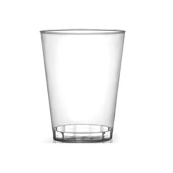 Fineline Settings 416 Savvi Serve Tall Clear Plastic Tumbler 16 oz. - 500 pcs