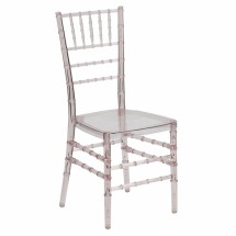 Flash Furniture BH-PINK-CRYSTAL-GG Flash Elegance Crystal Pink Stacking Chiavari Chair