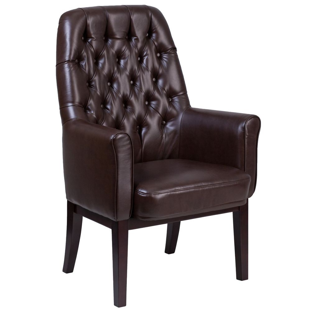 Astonishing Flash Furniture Bt 444 Mid Wh Gg Mid Back Traditional Tufted Caraccident5 Cool Chair Designs And Ideas Caraccident5Info