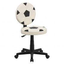 Flash Furniture BT-6177-SOC-GG Soccer Task Chair