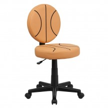 Flash Furniture BT-6178-BASKET-GG Basketball Task Chair