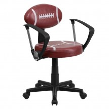 Flash-Furniture-BT-6181-FOOT-A-GG-Football-Task-Chair-with-Arms