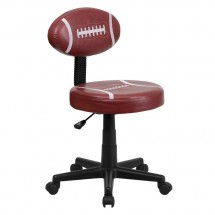 Flash Furniture BT-6181-FOOT-GG Football Task Chair