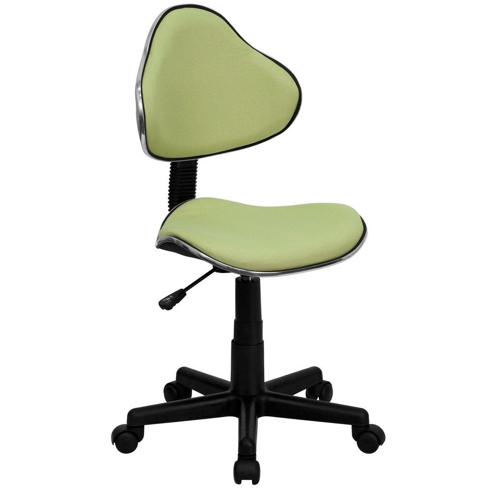Flash Furniture BT-699-AVOCADO-GG Avocado Fabric Ergonomic Task Chair