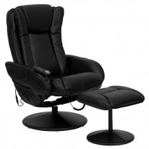 Flash-Furniture-BT-7672-MASSAGE-BK-GG-Massaging-Black-Leather-Recliner-and-Ottoman-with-Leather-Wrapped-Base
