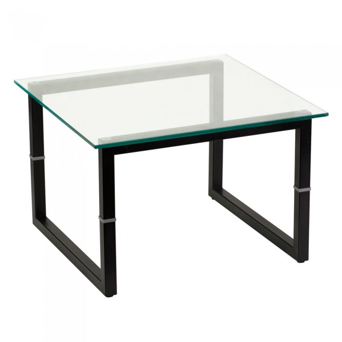 Flash Furniture FD-END-TBL-GG Glass End Table