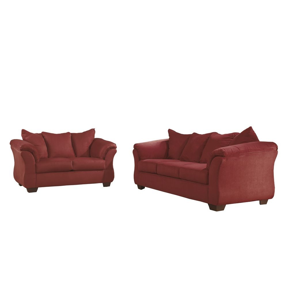 Flash Furniture Fsd 1109set Red Gg Signature Design By